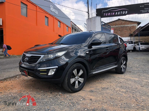 Kia Sportage Revolution Lx  At 2.0 2012