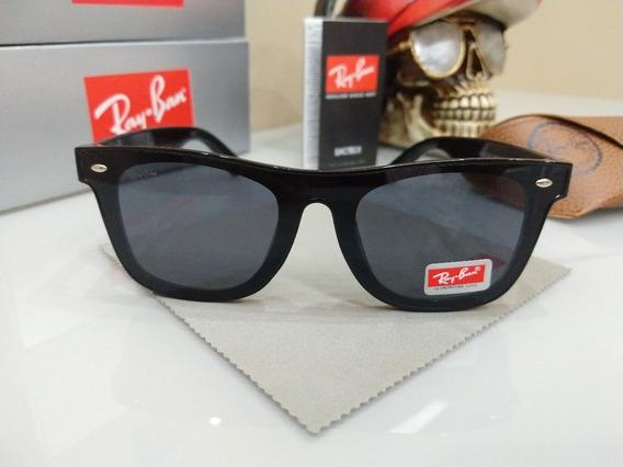 Óculos Rayban Wayfarer Blaze Rb4440 Original Importado