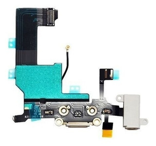 Conector De Carga Cabo Flex iPhone 5