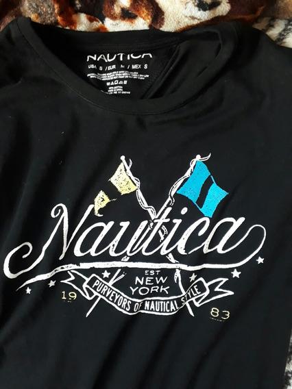 Playera Nautica Nuevo Modelo