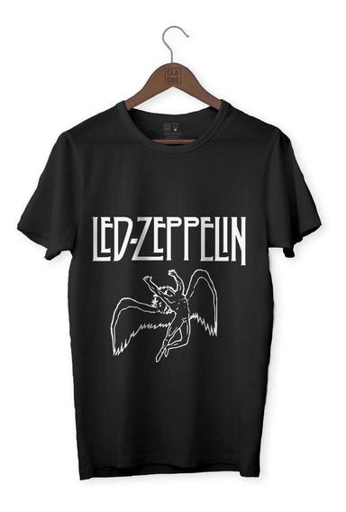 Camiseta Rock - Led Zeppelin