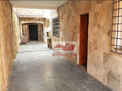 Sobrado Com 3 Dormitórios À Venda, 260 M² Por R$ 850.000 - So2260