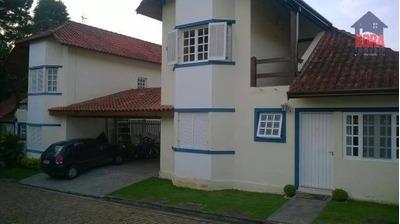 Casa Residencial À Venda, Nova Gardênia, Atibaia. - Ca0329