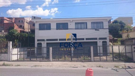 Salão Para Alugar, 700 M² - Itaquera - São Paulo/sp - Sl0002