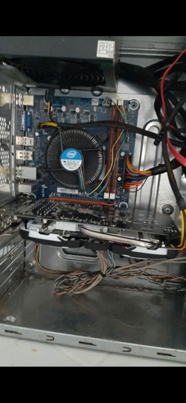 Pc Gamer I5 3470+ Placa Mãe H61+ 8 Gb De Ram +rx 570 Msi 4gb