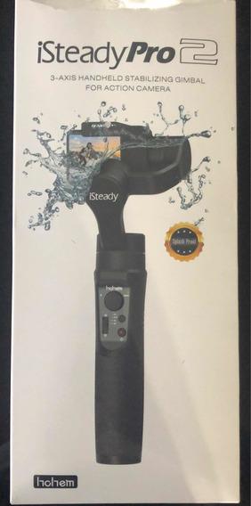 Estabilizador Câmera Gimbal Hohem Isteady Pro2 + Brinde
