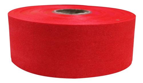 Imagem 1 de 1 de Fita De Tnt 45mm X 50 Metros - Vermelho