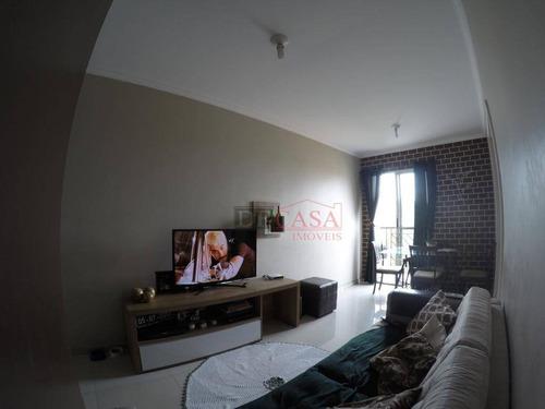 Imagem 1 de 30 de Apartamento À Venda, 48 M² Por R$ 219.000,00 - Itaquera - São Paulo/sp - Ap4919