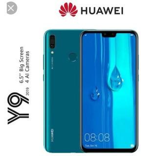 Huawei Y9 2019, 20 Días De Uso. Telcel