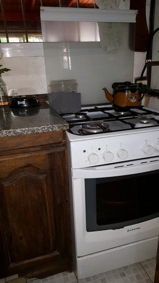 Cocina Gas/electrica Ariston