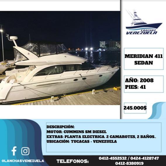 Yate Meridian 411 Sedan Lv509