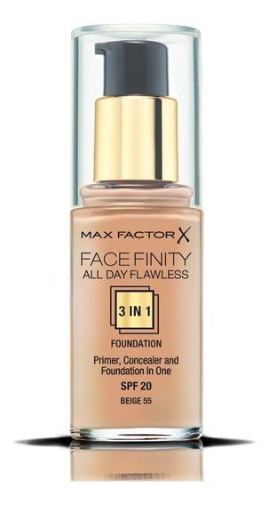 Base Líquida Max Factor Facefinity All Day Flawless 3 En 1