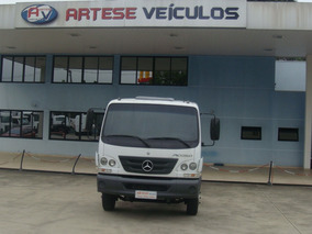 Mercedes Benz Accelo 1016 Ano 2013/13 No Chassi