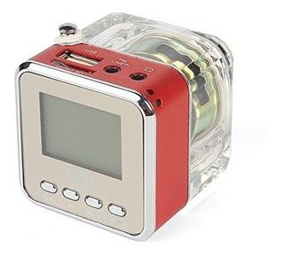 Nizhi Tt-028 Mp3 Mini Reproductor De Musica Portatil Digital