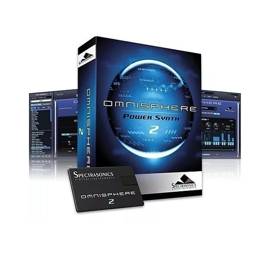 Spectrasonics Omnisphere 2 + Keyscape - Envio Imediato