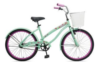 Bicicleta Paseo Brisa Gribom Cuotas