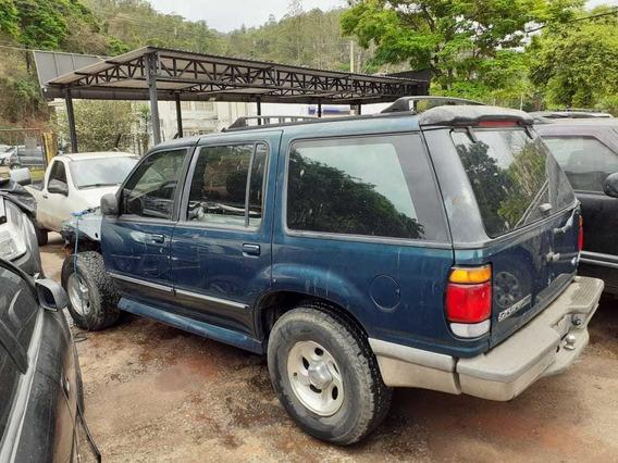Sucata Ford Explorer Xlt 95 4x4 4.0 V6 Gasolina