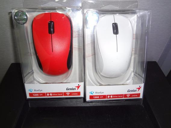 Mouse Genius Inalambrico Modelo Nx-7000