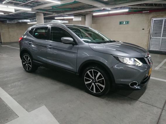 Nissan Qashqai Exclusive 4wd 2015