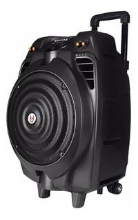 Parlante Portatil Recargable 10 Bluetooth Microfono 50w Real