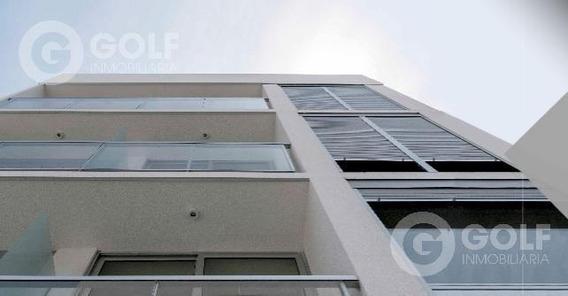 Vendo Apartamento De 1 Dormitorio Con Dos Terrazas, Edificio De Dos Torres, A Estrenar, Pocitos