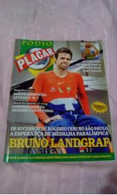 Revista Pódio Placar: Olimpiadas Rio 2016.