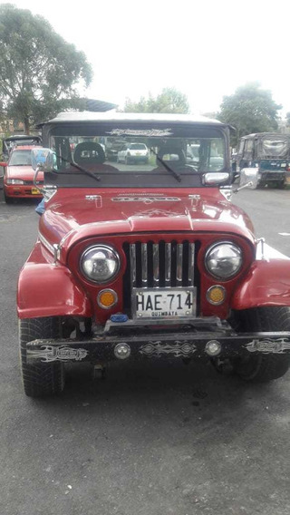 Jeep Willys J6