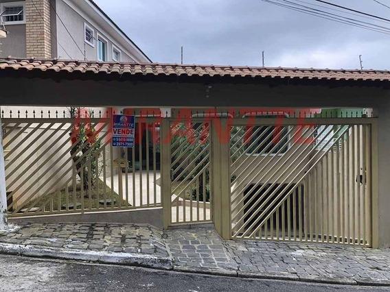 Casa Terrea Em Horto Florestal - São Paulo, Sp - 326519