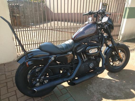 Harley 883 R - Xl Customizada - Estilo Iron Black - 2011