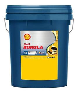 Rimula R5 E 10w40 - Nuevo Sellado De Fabrica
