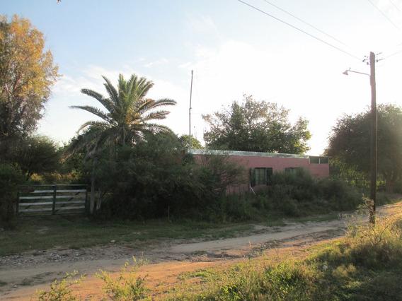 Finca De 4 Ha Con Casa De 90m2, Con Servicios Y Galpón
