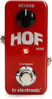 Pedal Tc Electronic Hall Of Fame Mini Reverb Toneprint