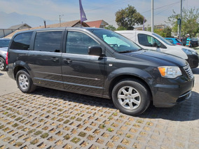 2012 Chrysler Town & Country Town Country 3.6 Lx Auto