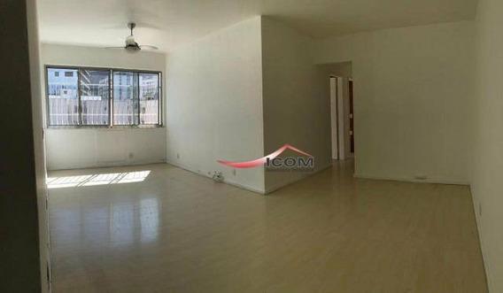 Apartamento Para Alugar, 90 M² Por R$ 3.800,00/mês - Jardim Botânico - Rio De Janeiro/rj - Ap4160