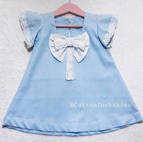 Atacado Roupas Vestido Bebê Menina Alta Qualidade