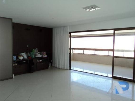 Apartamento À Venda, 150 M² Por R$ 1.200.000,00 - Caminho Das Árvores - Salvador/ba - Ap0227
