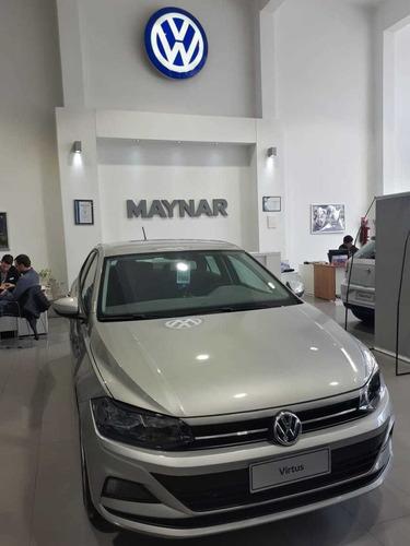 Volkswagen Virtus 1.6 4 Puertas Plan Entrega Pactada St
