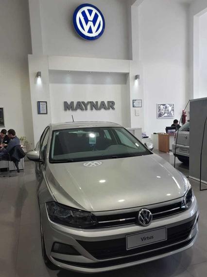 Volkswagen Virtus 1.6 4 Puertas Plan Adjudicado Aab
