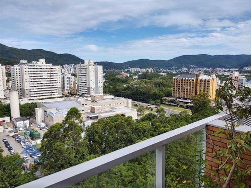 Imagem 1 de 30 de Apartamento Com 2 Dormitórios À Venda, 68 M² Por R$ 530.000,00 - Itacorubi - Florianópolis/sc - Ap2337