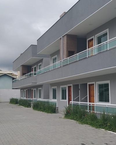 Apartamento Para Venda Em Maricá/rj - Mi-023 - 69495692