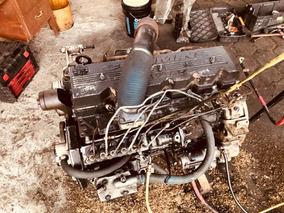 Motor Cummins Isb Mecanico 260hp
