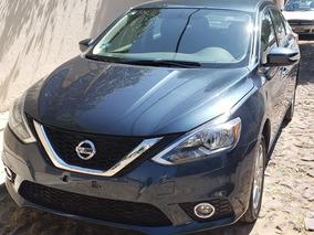 Nissan Sentra 2017 1.8 Advance Cvt 10,000 Km Barato Oferta
