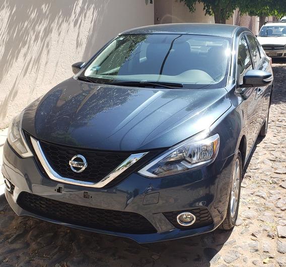 Nissan Sentra 2017 1.8 Advance Cvt 12,000 Km Barato Oferta