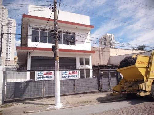 Locação Prédio - Socorro, São Paulo-sp - Rr4204