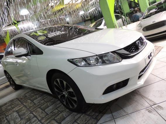 Civic 2.0 Lxr 16v Flex 4p Automático