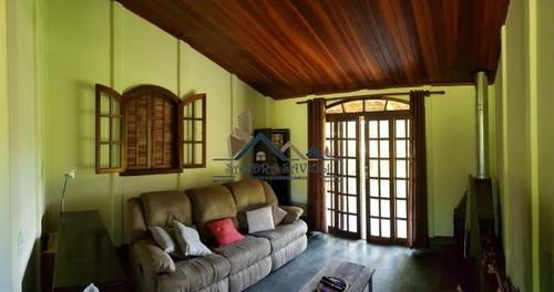 Chácara Em Condomínio Km 39 Raposo Procura 2 Casas Villagio Em Vargem Gde. - 365