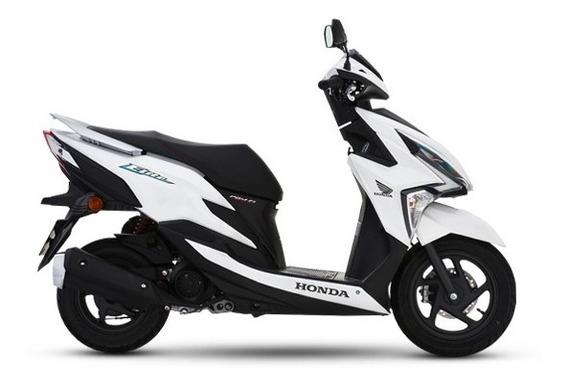 Honda Elite 125 0km 2020 Automoto Lanus