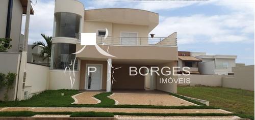 Casa À Venda Em Condomínio Reserva Real - Ca001006
