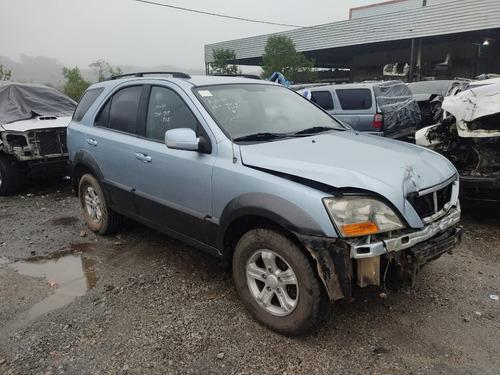 Imagem 1 de 7 de Kia Sorento Ex 2.5 2006 Diesel