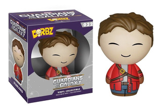 Muñeco Funko Dorbz Guardians Of The Galaxy #022 Star Lord